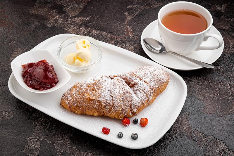 Кафе Bread&breakfast презентовало меню