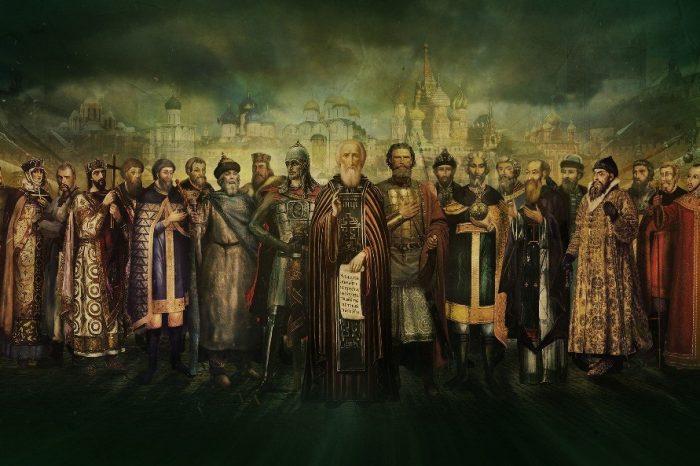 """Мультимедийная выставка """"Россия - Моя история"""""""