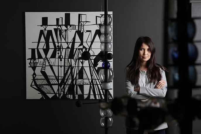 Ксения Кудрина: Как стать художницей?