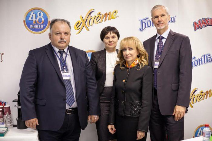 Компания «Нестле» отметила 20-летие фабрики мороженого в Жуковском