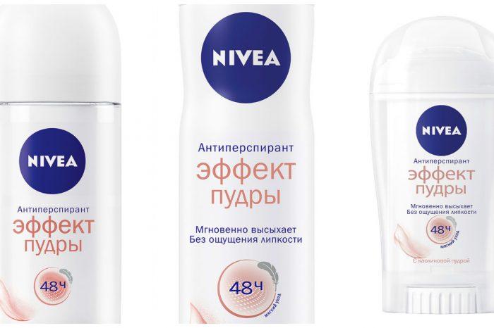NIVEA «Эффект пудры»: ощущение нежности каждый день