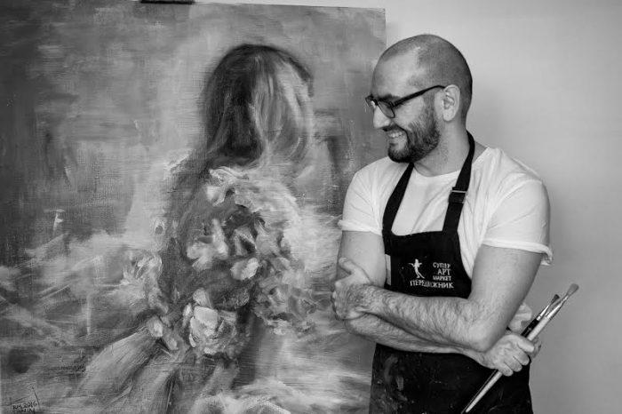 Рустам Иралин: Как стать художником и принять участие в международном аукционе?