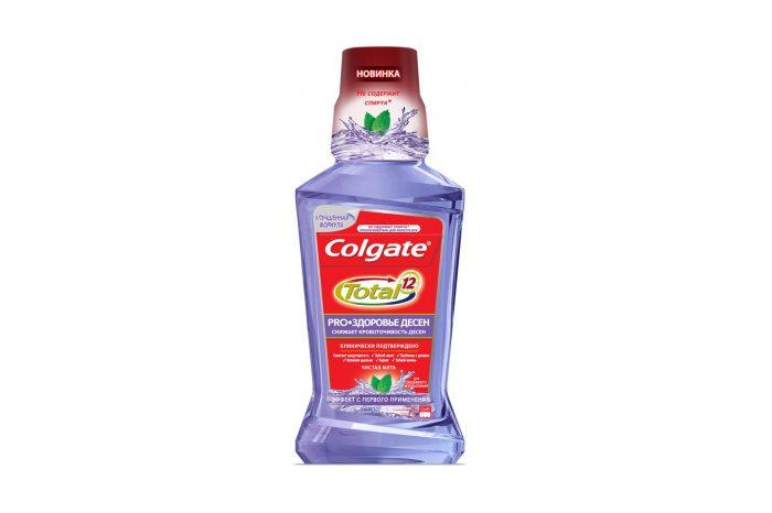 Ополаскиватель для полости рта Colgate Total Pro – Здоровье Десен