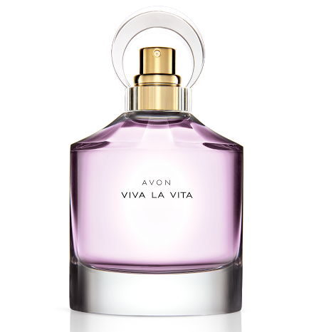 Почувствуй аромат праздника вместе с AVON VIVA LA VITA