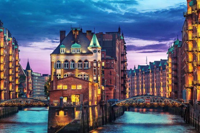 Гамбург - жемчужина Германии