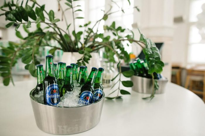 Heineken® снижает градус