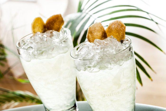 Вдохновляющие летние коктейли от Юлиус Майнл