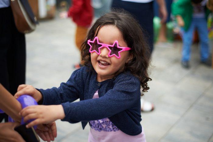 Благотворительный праздник в  «Праймбиф Бар» на Даниловском рынке