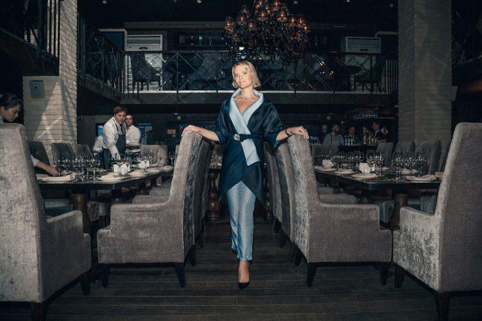 Мастер-класс по этикету от Марии Буше в ресторане «Кому ЖИТЬ ХОРОШО»