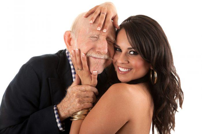 Любви все возрасты покорны: неравный брак
