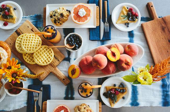 Топ-5 рецептов идеального завтрака