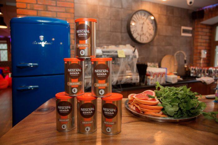 NESCAFÉ Sensa – кофейня у тебя дома