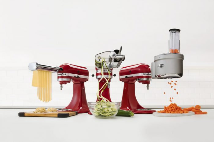 Исследуйте новые возможности с кулинарным центром  KITCHENAID