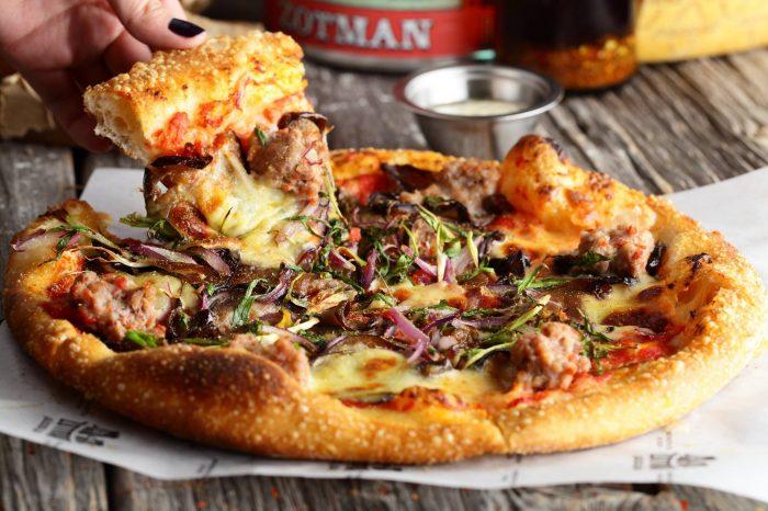 Zotman Pizza Pie: вечеринка в честь 3-летия ресторана на Б.Никитской