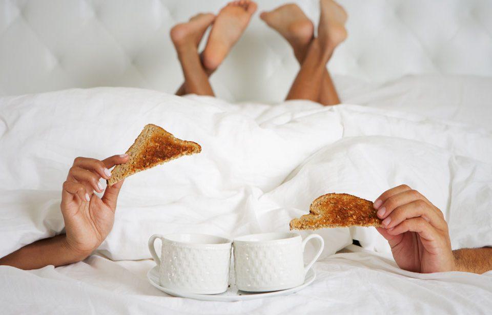 «Сексуальные» блюда – легкий путь к страстным отношениям