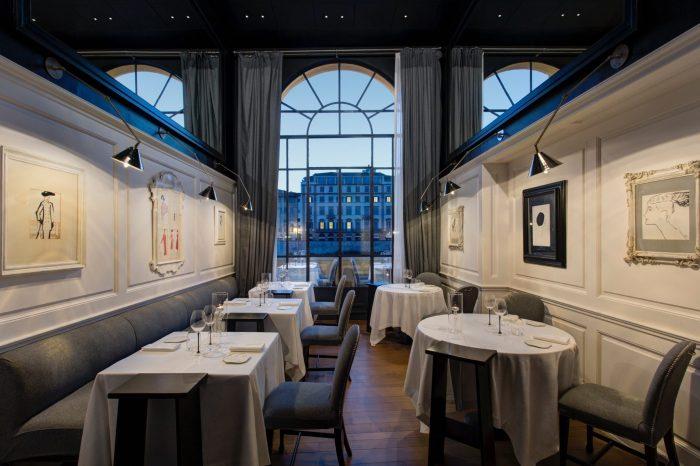 Что готовит ресторан Borgo San Jacopo?