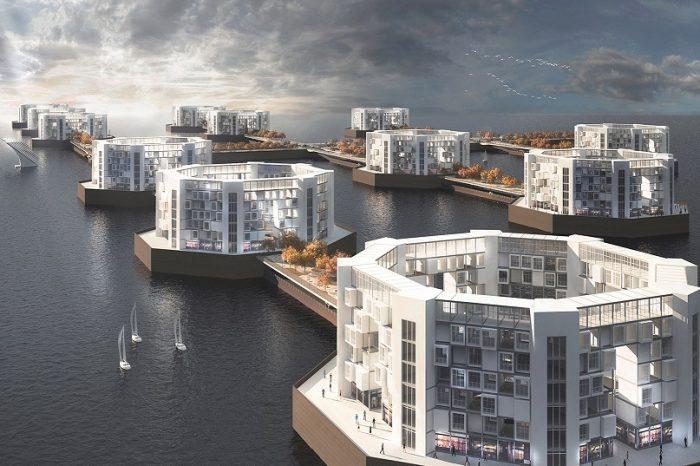 12 городов будущего. Визионерская архитектура XXI века