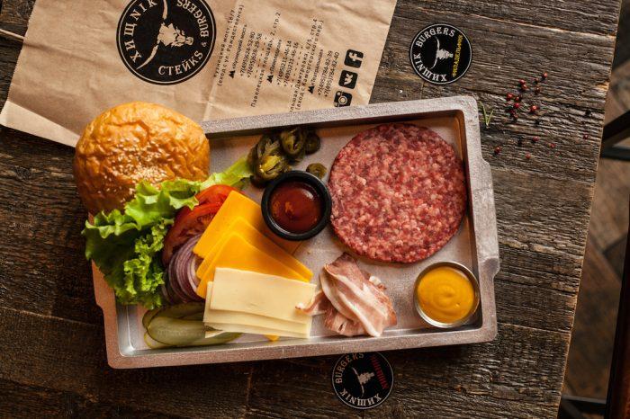 Хищnik у тебя дома: СтейкsBox и BurgerBox от Александра Грицай!