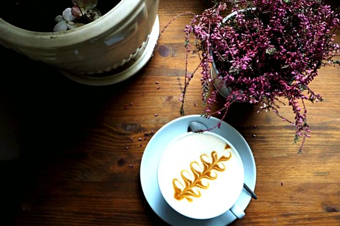 Кофейный мир Double B глазами Анны Цфасман