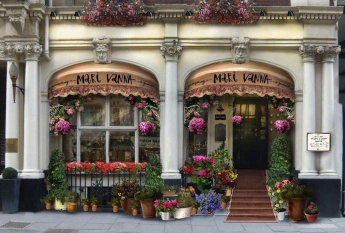 Ресторан «МариVanna» в Лондоне вошел в топ 100 по версии Open Table