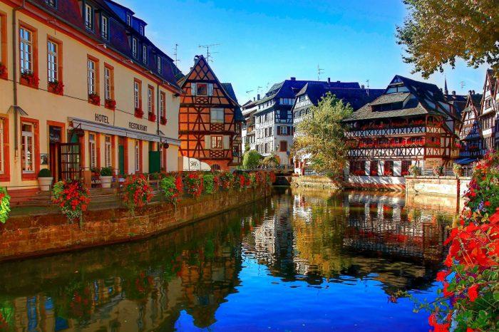 Пять вещей, которые надо сделать и попробовать в Страсбурге