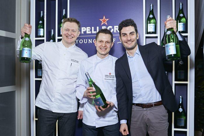 Финалист S.Pellegrino Young Chef 2018 Руслан Евстигнеев представил конкурсное блюдо в новом ресторане на крыше ЦУМа