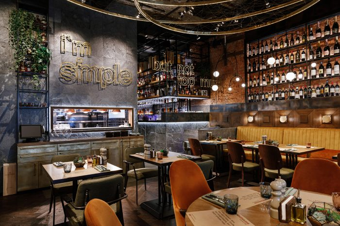 SimpleWine&Bar проходит ужин «Жизнь в розовом цвете