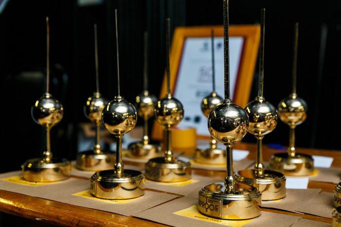 Церемония вручения статуэток барной премии Barproof Awards и Ночь баров