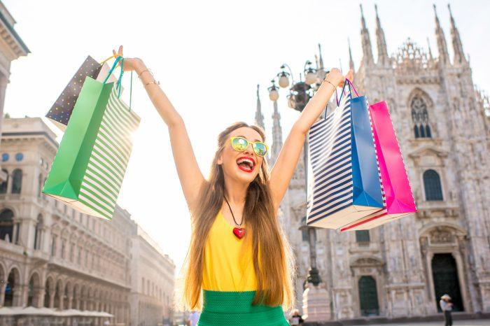 Вперед на шопинг!