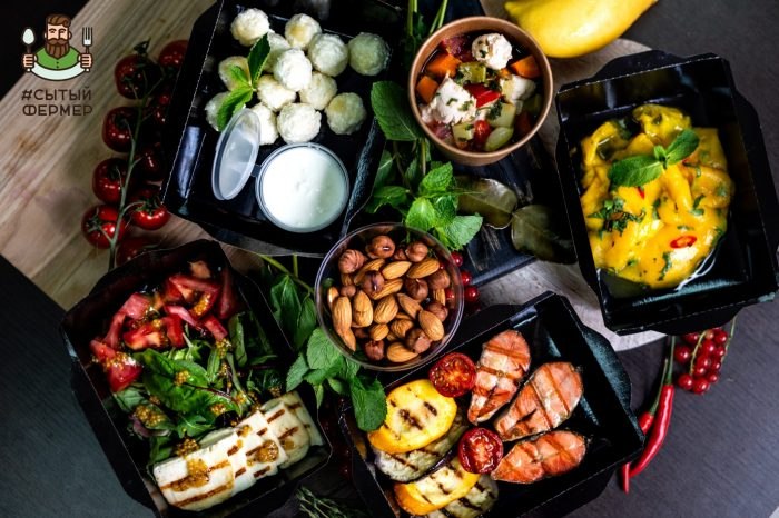 Доставка здорового питания «Сытый Фермер»