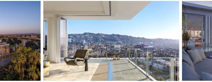 Сеть отелей и курортов Four Seasons представит первые частные резиденции в Лос-Анджелесе