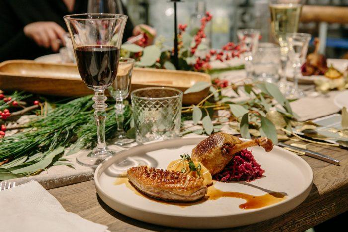 Рождество по-шведски: поп-ап ресторан нордической кухни отElectrolux