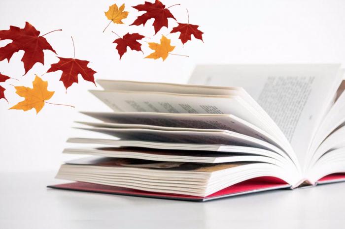 Осень 2018: топ-5 лучших романов