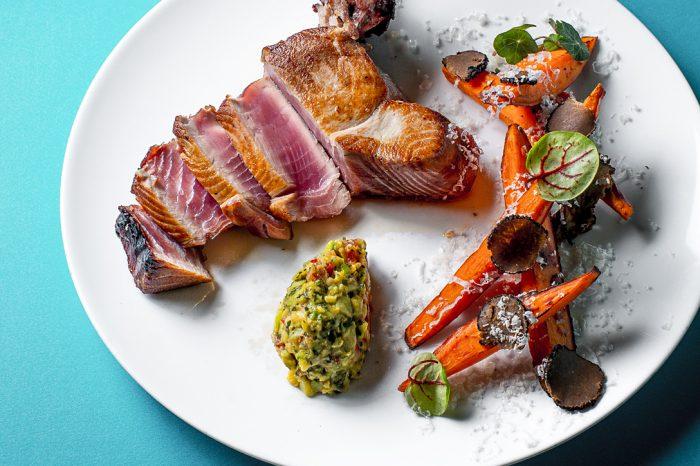 Топ-5 блюд ресторанов: май 2019 года