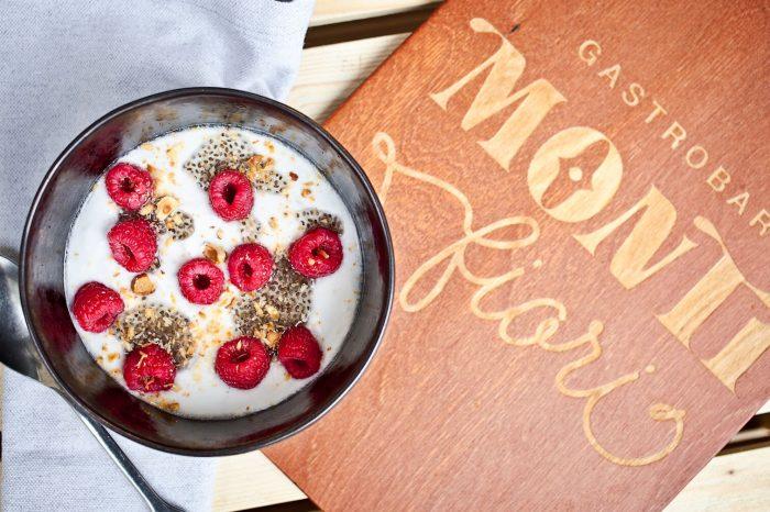 Полезные завтраки от модели Виктории Коротковой в Montifiori