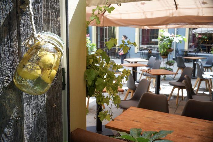Открытие летней веранды в ресторане «Коптильня»