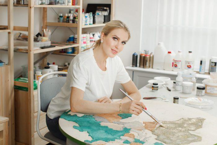 Наталья Капчук: Как стать успешным молодым художником?