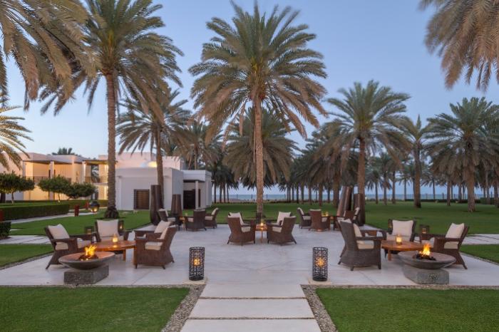 Отель The Chedi Muscat в Омане