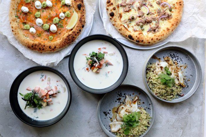 Frankie Brooklyn Style Pizza: новые пицца-сеты