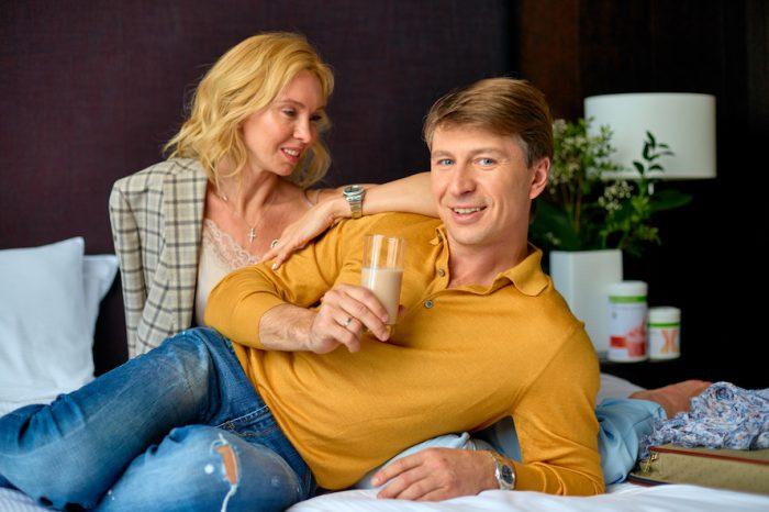 Компания Herbalife Nutrition продлила контракт с Алексеем Ягудиным и Татьяной Тотьмяниной