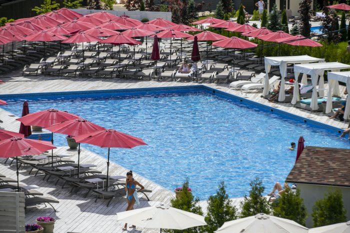 Новый курорт «Юдино Пляж»