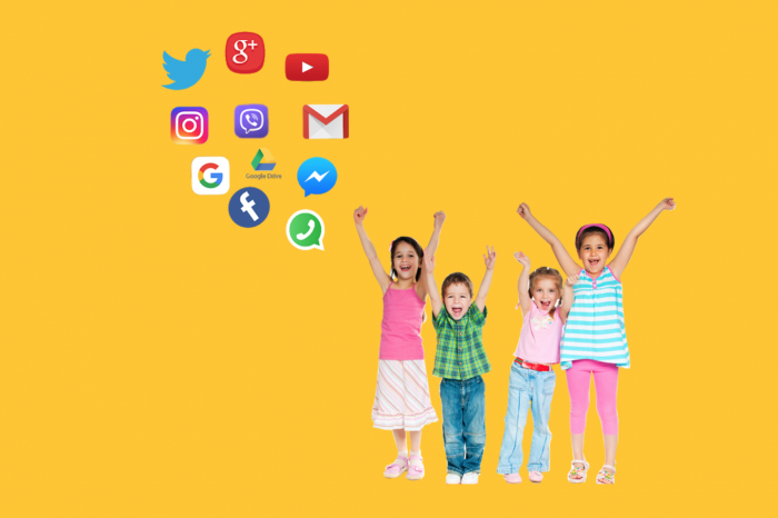 Как избежать негативного влияние социальных сетей на вашего ребенка? 6 советов для родителей