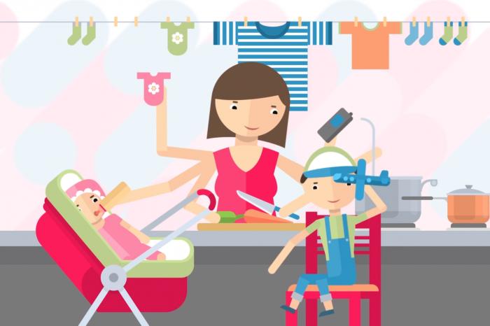 Примите участие в проекте «Мама-предприниматель»