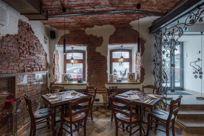 Ресторан-винотека DODICI WINE & KITCHEN