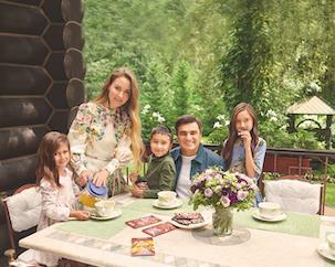 Линия полезных продуктов питания Nechaev Family Club в Faberlic