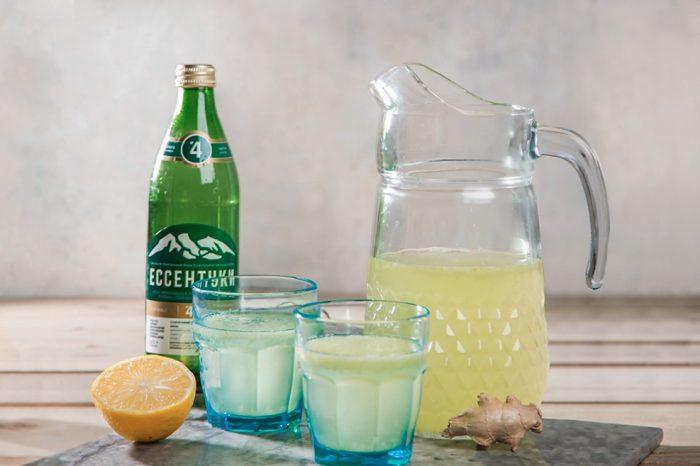 Домашние напитки для иммунитета на основе «Ессентуков №4»