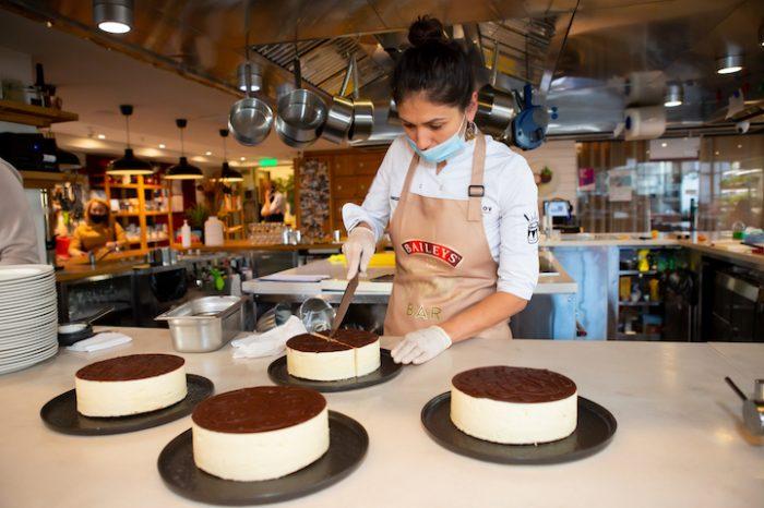 Рецепты десертов на основе BAILEYS