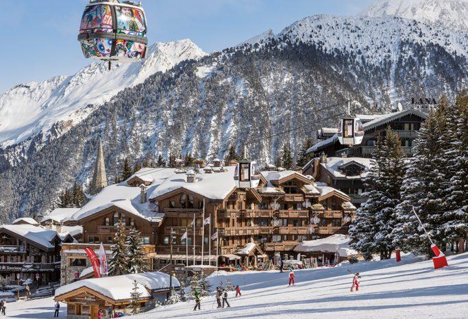 Зимние каникулы в Grandes Alpes – как добраться?
