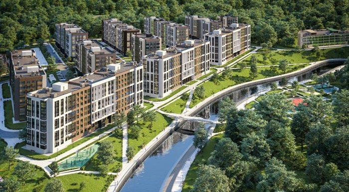 Лучший строящийся комплекс комфорт-класса Московской области
