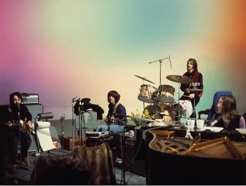 Эксклюзивное видео о документальном фильме «The Beatles: Get Back»